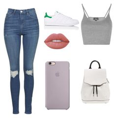"""Cap 13"" by takebiebzz ❤ liked on Polyvore featuring Topshop, adidas, Lime Crime and rag & bone"