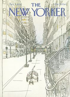 The New Yorker - Monday, December 4, 1978 - Issue # 2807 - Vol. 54 - N° 42 - Cover by : Arthur Getz