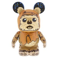 Star Wars Ewok 9 Vinylmation Coming Soon