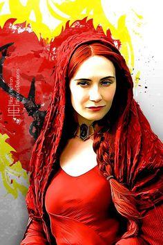 Melisandre | Hilarious Delusions
