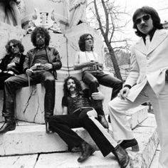 Blue Öyster Cult (a.k.a. Soft White Underbelly) ~ (Don't Fear) The Reaper. They met at Stony Brook University on Long Island, NY