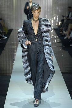 Armani Privé Fall 2006 Couture - Collection - Gallery - Look 1 - Style.com