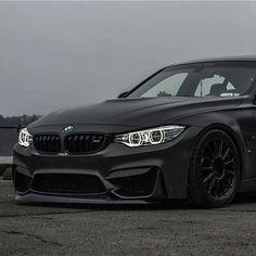 BMW F80 M3 black