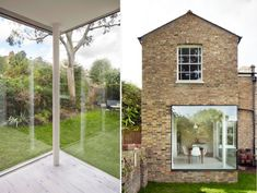 Architect Visit: The Vegetarian Cottage in East London (Gardenista: Sourcebook for Outdoor Living)