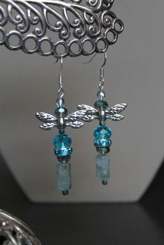 Dragonfly Tides by StoneExpressions on Etsy