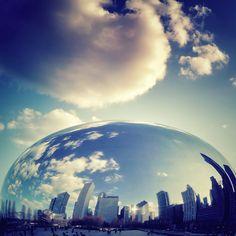Cloud Gate - Millennium Park, Chicago