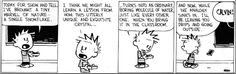 18 Awesome Calvin And Hobbes Comic Strips
