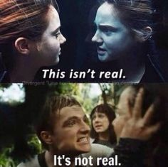 The Hunger Games / Divergent
