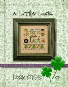 A Little Luck by Lizzie Kate