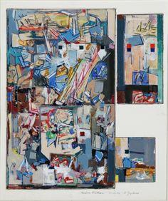 KES ZAPKUS - Artists - ART 3 gallery