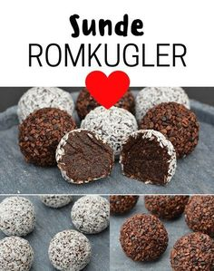 Food and Drink: Mine smagsløg vil næsten ikke tro på, at de her sk. Köstliche Desserts, Delicious Desserts, Yummy Food, Healthy Cake, Healthy Sweets, Cake Recipes, Snack Recipes, Dessert Recipes, Dog Food Recipes