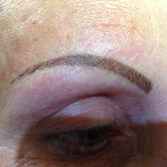Brow strokes. Client had minimal hair. www.12onvaaldrive.co.za Permanent Makeup, Brows, Minimal, Ink, Hair, Eyebrows, India Ink, Eye Brows, Minimal Techno