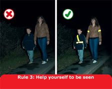 Highway code-Rules for pedestrians, General guidance Crossing the road, Crossings Situations needing extra care