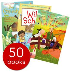 My First Reading Library - 50 Books(SLIPCASE):9781409570202
