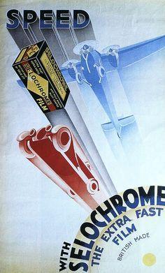 photographic film poster