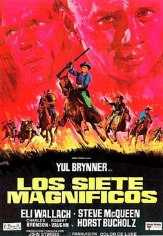 Watch The Magnificent Seven 1960 Full Movie Online Free