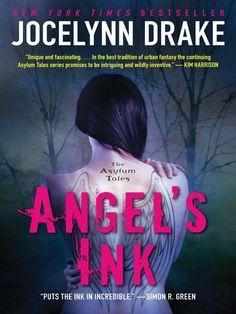 Angel's Ink:  Asylum Tales Series, Book 1