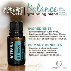 Balance essential oil, a grounding blend that creates a sense of calm and wellbeing. After being on vacation these past two weeks, I realize how crucial it is to always have a sense of calm where ever you are! Traveling can be stressful but is the most important time to stay calm. As you continue traveling this summer make sure you bring your Balance. It's time to let those anxious travel jitters ease away. Bring harmony to the mind and body so you can enjoy yourself! www.hayleyhobson.com