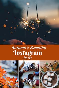 Autumn's Essential Instagram posts | The Diary Of A Jewellery Lover