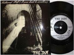 At £4.20  http://www.ebay.co.uk/itm/Jam-The-Bitterest-Pill-Polydor-Records-7-Single-POSP-505-/251143631750