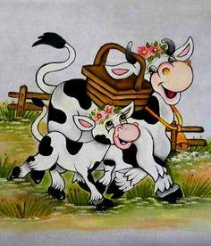 Cow, vacas, vaquinha