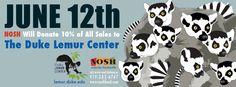 Duke Lemur Center fundraiser