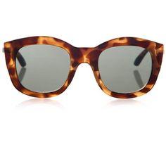 9c9614cbeb Runaways Luxe sunglasses | Le Specs | MATCHESFASHION.COM Le Specs Sunglasses,  Tortoise Shell