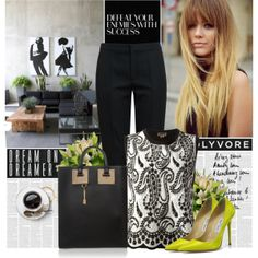 """""""Everything will be ok."""" by bklana on Polyvore"""