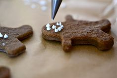 Gluten Free Dairy Free Gingerbread Men Cookies - made these and they taste great!