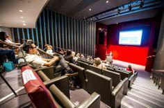 Stevenson Lecture Theatre seats 142