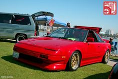 Toyota MR2 AW11...yes