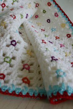 crazy good mat & blanket pattern ༺✿ƬⱤღ✿༻