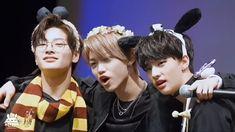 STRAY KIDS Felix, Jeongin, Hyunjin