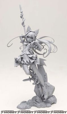 Rory Mercury scale from Kotobuikya she's a must have 3d Character, Character Concept, Concept Art, 3d Pose, Digital Sculpting, Manga Anime, Modelos 3d, Figure Drawing Reference, Anime Merchandise