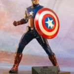 I want this one too  Iron Studios Captain America Statue 008