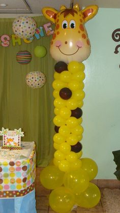 "Photo 1 of 23: Jungle Safari / Baby Shower/Sip See ""LA CASA CERICH PEREZ ESTA A PUNTO DE UNA INVASION"" 