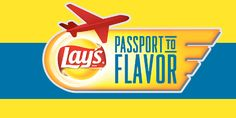 Win a trip around the world and lots of other prizes on Lay's - Passport to…