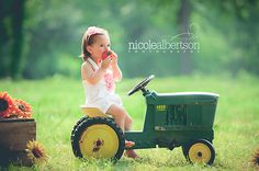 little girl photography; adorable!