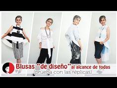 DIY De una falda sacamos un chaleco - YouTube