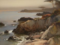 """Morning at Perkins Point"" by Brian Blood"