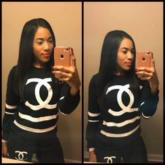 Chanel Tracksuit -@TheeBrookieD
