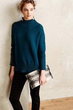 Aisla Pullover/ anthropologie.com