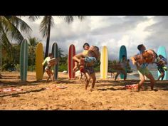 Surf Crazy - Music Video - Teen Beach Movie - Disney Channel Official
