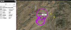 U.S. airborne communication plane could be tracked on the Web for 9 hours during air strike that killed Taliban leaders in Afghanistan