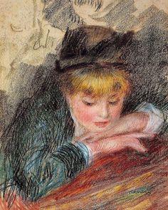 Pierre- Auguste Renoir.