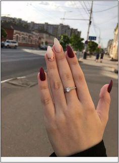 Stiletto nails for street style – Nägel Design - Devil Ongles stiletto. - Stiletto nails for street style – Nägel Design – Devil Ongles stiletto pour le style de - Stylish Nails, Trendy Nails, Nail Art Vert, Green Nail Art, Dark Green Nails, Black Nails, Stiletto Nail Art, Coffin Nails, Simple Stiletto Nails