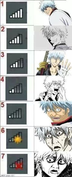 Gintama - Wifi problems