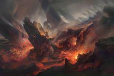 https://www.artstation.com/artwork/volcano-bafe1043-bffc-4bad-ae55-5af798ca9360
