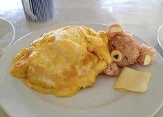 Creative breakfast ♥