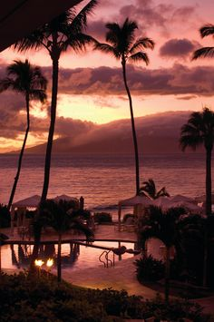 At @Four Seasons Resort Maui, it's hard not to see the world through rose-coloured glasses.